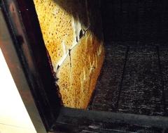 smokehouse door